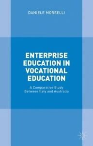 Enterprise Education in Vocational Education Comparative Study by Morselli Danie