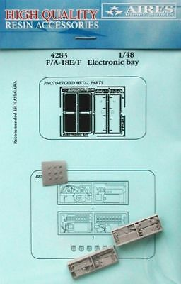 AIRES 4283 F/A-18E/F Super Hornet electronic bay Scale 1/48