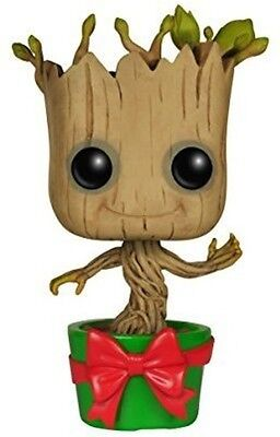 Guardians Of The Galaxy - Holiday Dancing Groot Funko Pop! Ma Toy