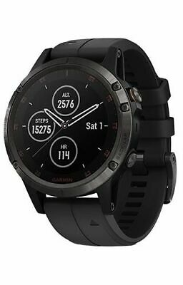 Garmin 010-01988-21 Polyamide Black digital quartz Watch