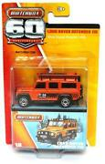 Matchbox Land Rover