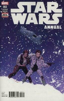 STAR WARS ANNUAL #3 - MARVEL