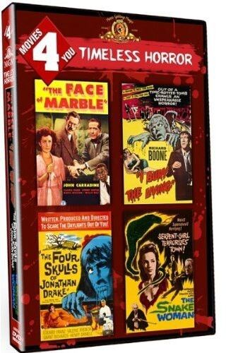 Movies 4 You: Timeless Horror (2013, REGION 1 DVD New)