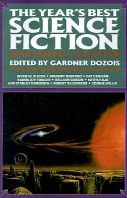 The Years Best Science Fiction  Ninth Annual Coll