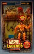 Marvel Legends Weapon x Wolverine