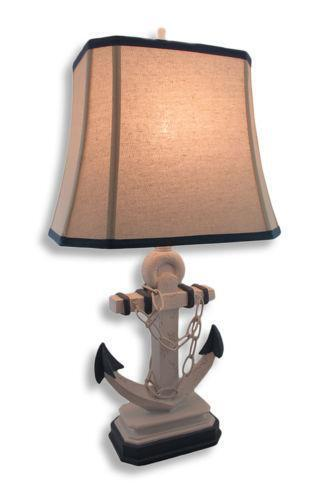 Nautical Lamp Shade Ebay