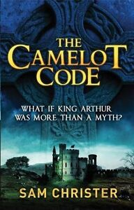 The-Camelot-Code-Christer-Sam-Paperback-Book-Good-9780751550917