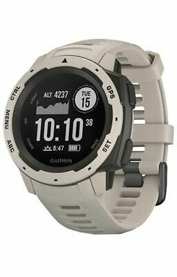 Reloj Garmin - Tundra 010-02064-01, Instinct Polyamide Beige para Unisex