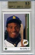 1989 Upper Deck #1 Ken Griffey Jr