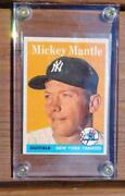 1958 Topps Mickey Mantle 150