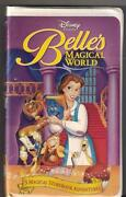 Beauty and The Beast Belle's Magical World