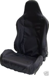 protective recaro seat cover ford focus rs ebay. Black Bedroom Furniture Sets. Home Design Ideas