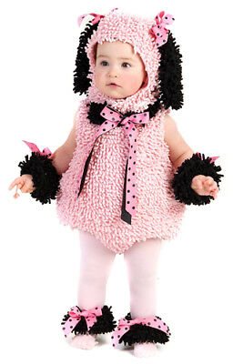Baby Poodle Costume (Baby Poodle Infant Toddler Halloween)