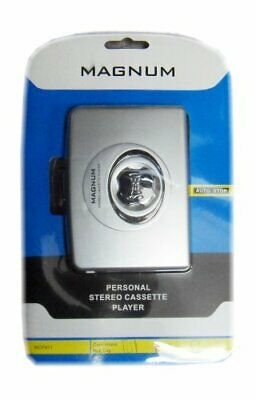 MAGNUM MCP811 Personal Stereo Cassette Player