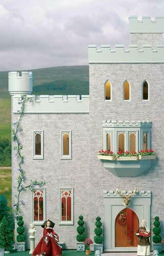 Cumberland Castle Kit by the Dolls House Emporium