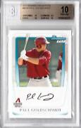 Paul Goldschmidt Rookie Card