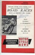 Motor Racing Programme