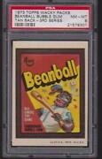 Wacky Packages Beanball