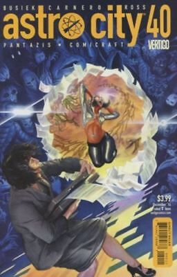 ASTRO CITY #40 (2016) BUSIEK, ROSS, CARNERO,PARTY OF THE SECOND PART, VERIGO