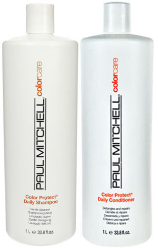 Paul Mitchell Color Care Shampoo & Conditioner Litres