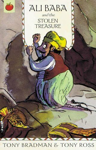 Ali Baba And The Stolen Treasure (The Greatest Adventures in the World),Tony Br