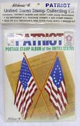 US Stamp Collection Album