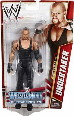 WWE WRESTLEMANIA HERITAGE SERIES UNDERTAKER ACTION FIGURE *NEW* for sale  Shipping to India