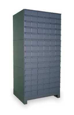 90 Hole Metal Storage Bins Drawer Cabinet Steel Parts Nut Bolts Fasteners Screws