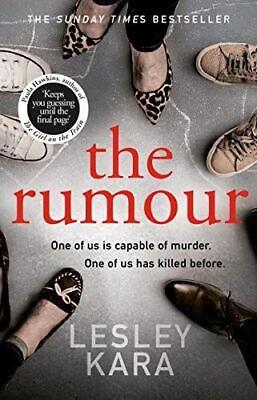 The Rumour, Kara, Lesley, UsedVeryGood, Paperback