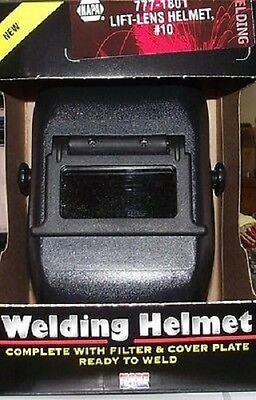Napa 777-1801 Lift Lens Welding Helmet With Filter Cover Plate Usa