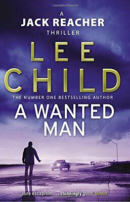 A Wanted Man (Jack Reacher 17) by Child, Lee Book The Cheap Fast Free Post