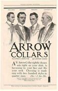 Arrow Collar Ad