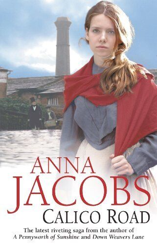 Calico Road,Anna Jacobs- 9780340821411