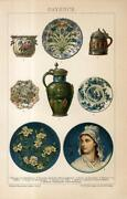 Antique French Print