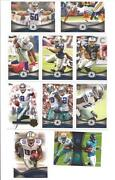 2012 Dallas Cowboys Team Set