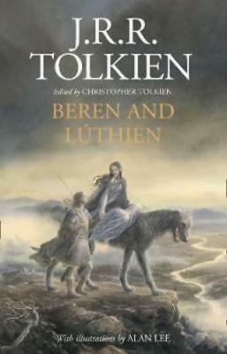 Beren And Luthien By J  R  R  Tolkien  New