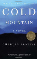 Cold Mountain-Charles Frazier-Hardcover-Great condition