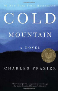 Cold Mountain-Charles Frazier-Hardcover-Great condition +