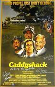 Caddyshack Signed