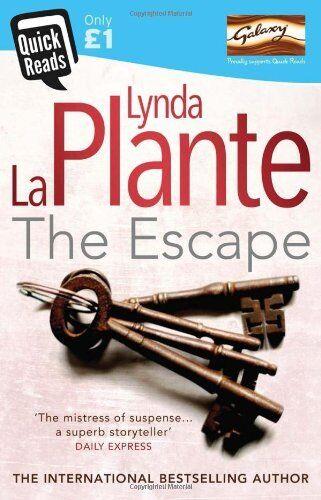 The Escape (Quick Read 2014) (Quick Reads),Lynda La Plante