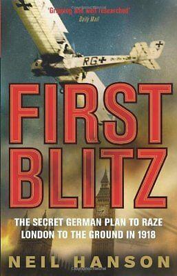 First Blitz By Neil Hanson. 9780552155489