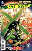 Justice League New 52 8