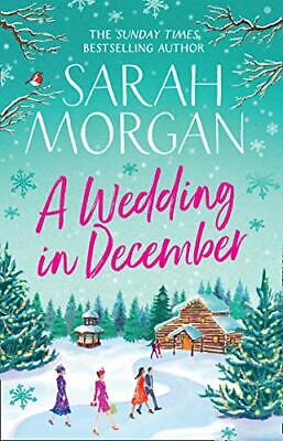 A Wedding In December by Morgan, Sarah Book The Cheap Fast Free Post