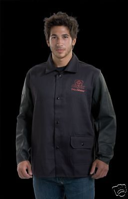 Tillman Onyx 30 Leatherfr Cotton Welding Jacket 9260