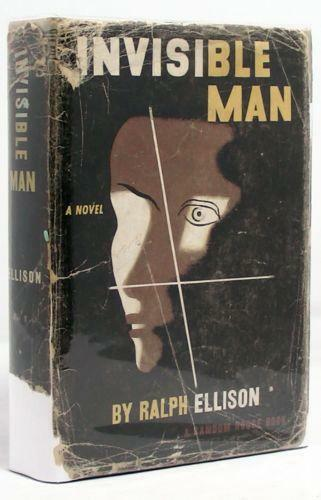 an analysis of the symbolism in the novel invisible man by ralph ellison