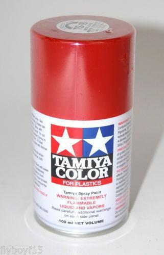 Red Metallic Spray Paint Ebay