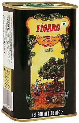 Figaro Olive oil Best for Skin Massage & Hair care skin moisturizer, Edible