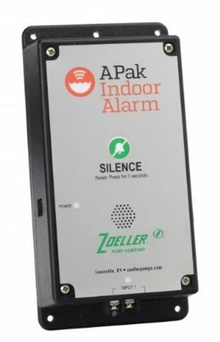 Zoeller 10-4011 Apak Control Enabled Indoor Alarm System With Reed Sensor