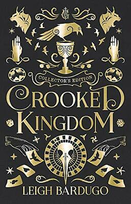 Crooked Kingdom: Collector's Edition (Six of Crows) New Hardcover Book