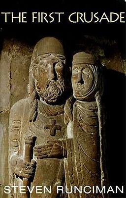 First Christian Crusade vs Islam 1095AD Pope Urban II Holy War Infidel Jerusalem